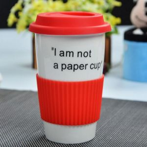 Ceramic Coffee Mug Starbuck Coffee Cup Double Wall Ceramic Mug pictures & photos