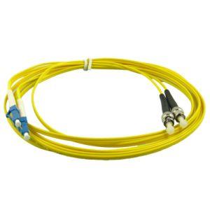 ST-LC 2F SM Fiber Patch Cord
