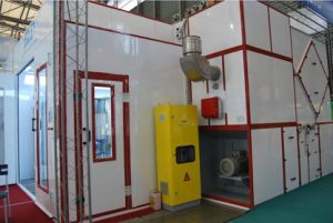 Ce Standard Auto Spray Booth Painting Drying Booth pictures & photos