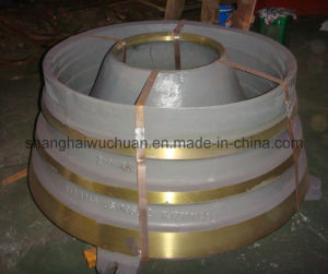 High Manganese Cone Crusher Parts pictures & photos