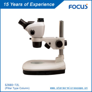 Best Monocular Biological Student Microscope for Cheap Electron Microscope pictures & photos
