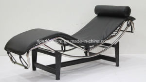 Relaxing Recliner LC4 Leather Sex Lounge Chair pictures & photos