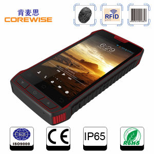 5 Inch Portable 4G Mobile Phone with RFID/NFC Reader pictures & photos