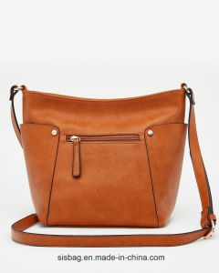 PU Leather Fashion Bags Leisure Lady Bag pictures & photos