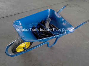 Sri Lanka Model Wheelbarrow Wb3800 pictures & photos
