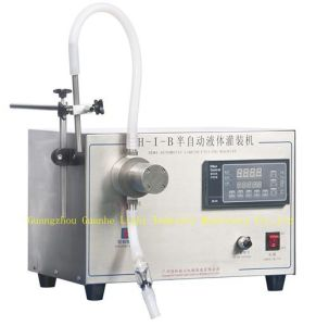 Semi-Auto Desk-Type Perfume Filling Machine with Electrical Drive pictures & photos