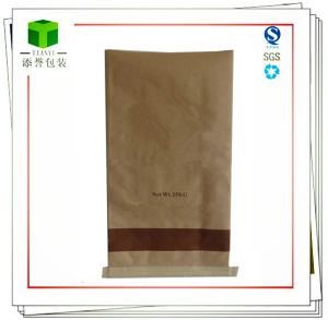Fine Mineral Seam Bottom Paper Bag pictures & photos