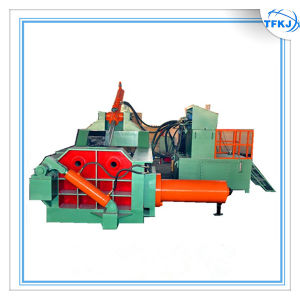 China Manufacturer Make to Order PLC Packing Hydraulic Waste Compactor pictures & photos