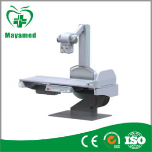 High Freqency Remote Fluoroscopy and Flat Panel Radiography X-ray System pictures & photos