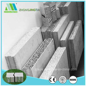 Heat Insulation/Waterproof Composite EPS Sandwich Panel with Best Price pictures & photos