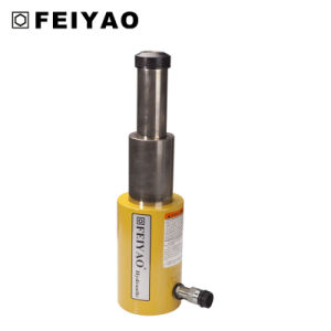 Fy Series Standard Two Stage Hydraulic Cylinder pictures & photos