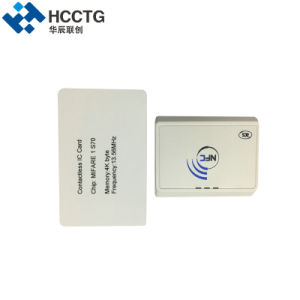 Ccid Android/Ios/Windows/Linux Bluetooth NFC RFID Reader (ACR1311U-N2) pictures & photos