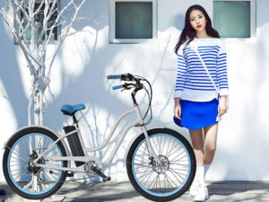 CE Approved 36V 250W Green Power City Electric Charging Bikes for Sale pictures & photos