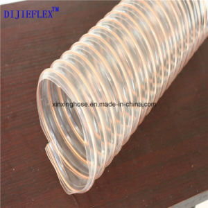 PU Hose with Copper Coated Steel Wire (PUGZ) pictures & photos