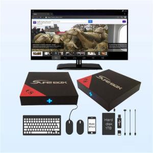 Amlogic S905X 4K IPTV 2+16GB Smart TV Box pictures & photos