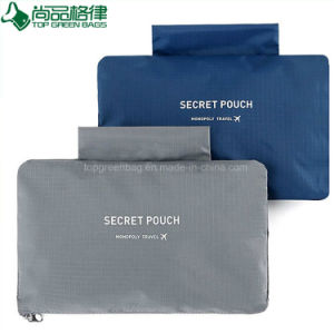 Travel Underwear Bag Polyester Portable Clothes Luggage Storage Bag pictures & photos