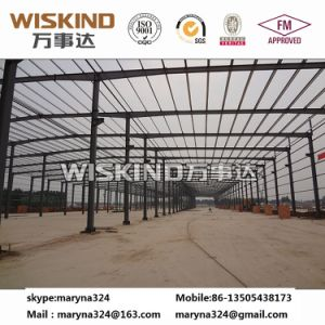 Multi Storey Light Steel Structure Chicken House with Sandwich Panel pictures & photos