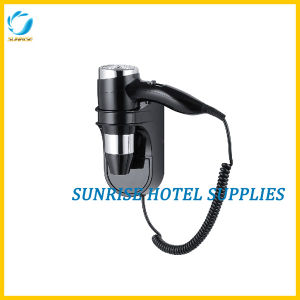 1200W Wall Mounted Design Hair Dryer for Hotel pictures & photos
