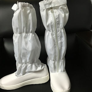 ESD High Boots Industrial Used Cleanroom Antistatic Boots pictures & photos