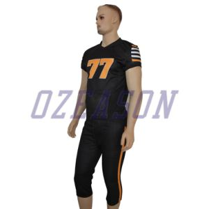 Wholesale Custom Blank American Football Shirt / Uniform for Men pictures & photos