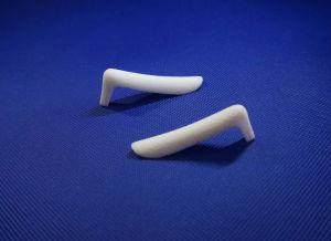 White Nasal Prosthesis Nose Implants pictures & photos