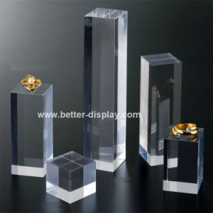 Modern Design Acrylic Roating Earring Display Stand; Hanging Earring Display (BTR-A1068) pictures & photos