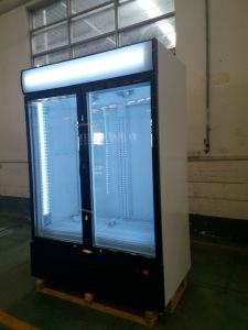 Commercial Heavy Duty Refrigerator Display Freezer for Supermarket pictures & photos