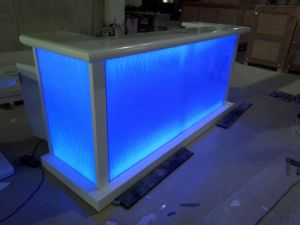 LED Bar Table Nightclub Bar Counter with LED pictures & photos