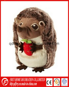 Soft Huggable Plush Hedgepig Toy for Christmas Holiday pictures & photos
