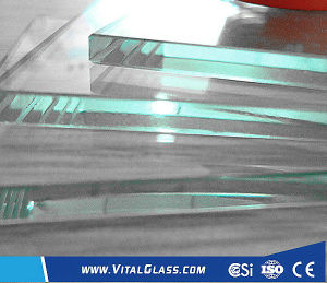 2-19mm Float Glass Panel for Tempered Glass pictures & photos