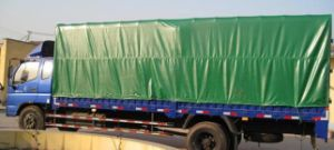 Fire Resistant PVC Tarpaulin Cover for Petroleum Pipeline pictures & photos