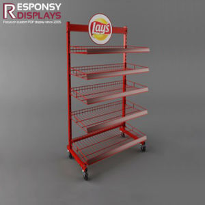 Point of Purchase Snack Display Rack pictures & photos