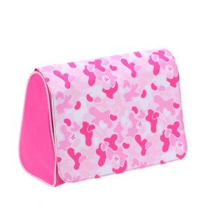 Custom-Made Microfiber+600d/PVC Polyester Cosmetic Bag pictures & photos