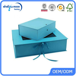 Luxury Cardboard Cosmetic Chocolate Packaging Gift Paper Box (AZ122529) pictures & photos