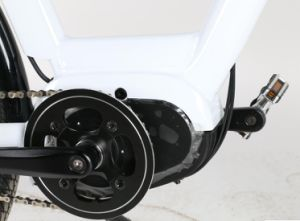 New Central Motor Electric Bike for Elgant Lady, Electric Charging Bikes pictures & photos