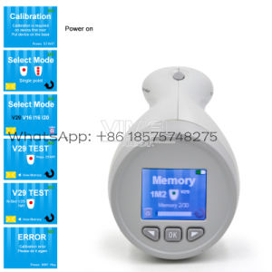 Dental Digital Shade Guide LED Tooth Color Comparator Machine Ce pictures & photos