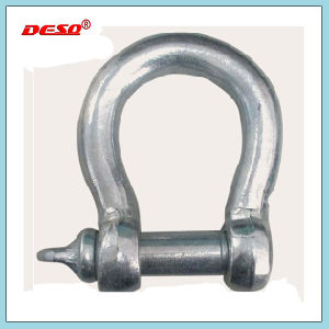 Rigging Hardware High Strength Saftery Bolt Anchor Shackle pictures & photos