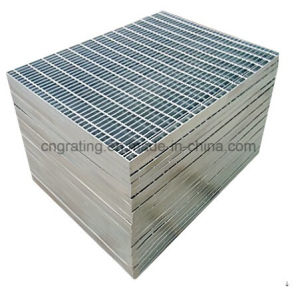 Light Weight and High Bearing Capacity Flat Bar Steel Grating pictures & photos
