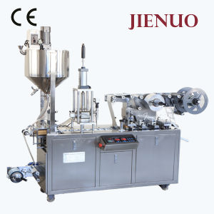 Automatic Flat Type Blister Cheese Packing Machine pictures & photos