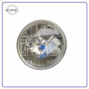Auto / Automotive Headlight Crastal Headlamp 7′′ Halogen Sealed Beam Light pictures & photos