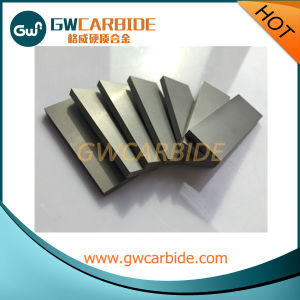 Tungsten Carbide Plate and Strip for Woodworking pictures & photos