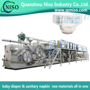 Chinese Adult Diaper Machine pictures & photos