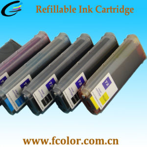 Bulk Refillable Ink Cartridge for HP72 T610 T770 T790 T1100 Printer pictures & photos