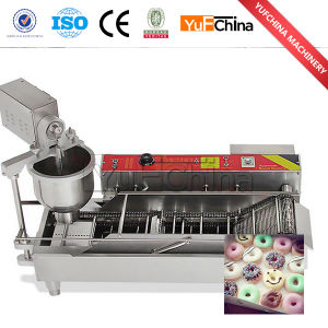 Donuts Machine Productions Line Machinery pictures & photos