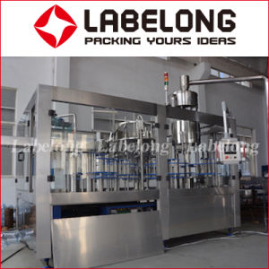 High Technology Soft Drink Filling Machine pictures & photos
