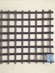 Polyester Geogrid 80-30 100-30 150-30 pictures & photos