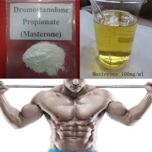 Anabolic Steroid Powder / Liquild Drostanolon Propionate for Muscle Building pictures & photos