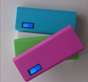 Large Capacity Portable RoHS Charger 10000mAh Power Bank for Phone pictures & photos