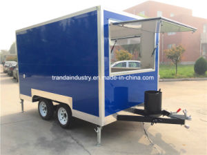 Mobile Food Trailer pictures & photos