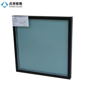 Low E Coated Energy Saving Glazing Curtain Wall Glass pictures & photos